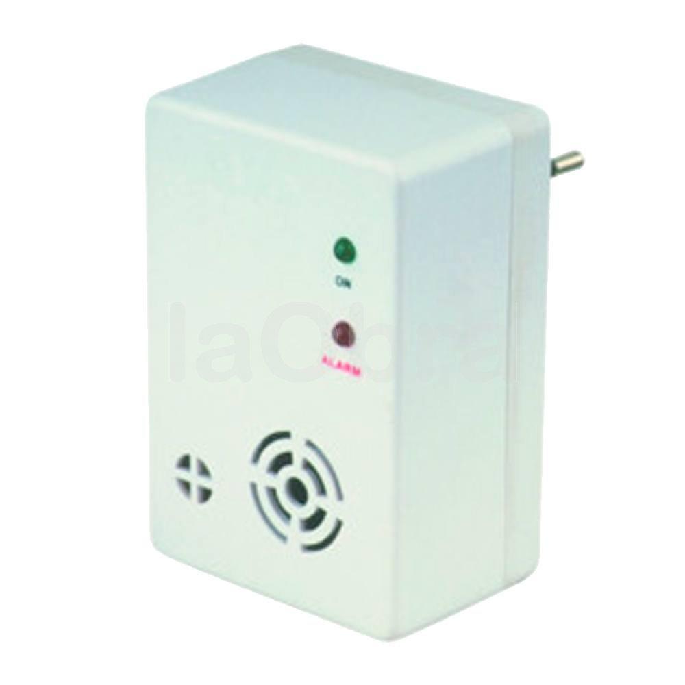 Detector de gas natural al mejor precio con env o r pido for Detector de gas natural