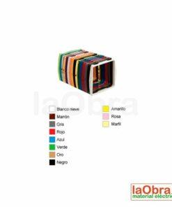 Todo los colores de las piezas intermedias de Simon 27