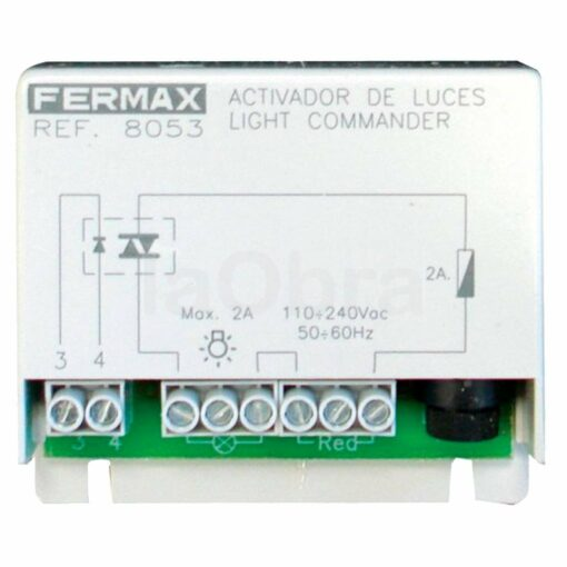 Activador luces universal Fermax 8053