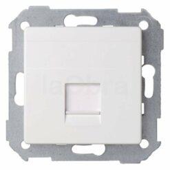 Adaptador 1 conector informático Simon 82