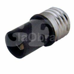 Adaptador bombillas todos los casquillos E27 a E14