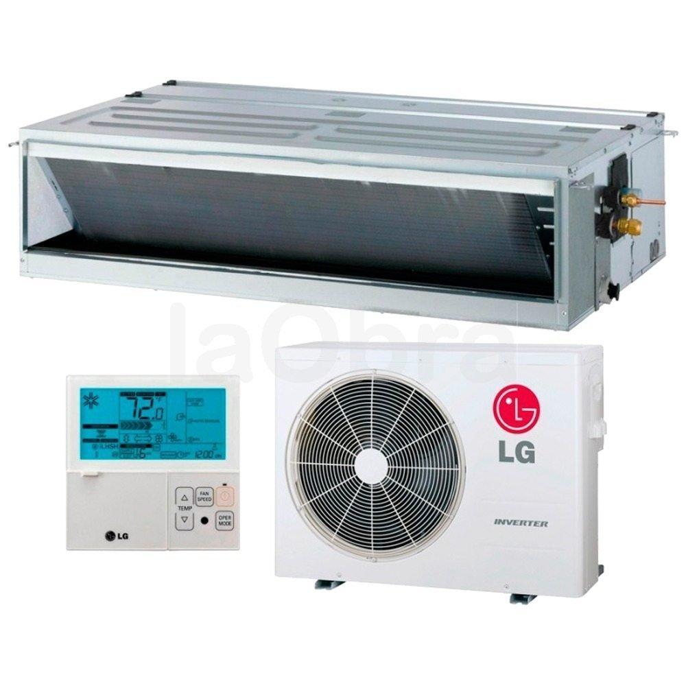 Aire acondicionado conductos inverter lg con env o r pido for Aire acondicionado 3500 frigorias inverter