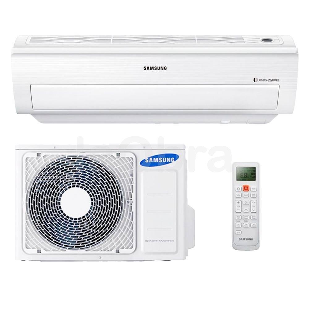 Aire acondicionado split inverter samsung al mejor precio for Aire acondicionado 3500 frigorias inverter