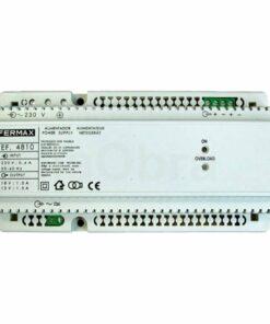 Alimentador DIN10 230Vac 12Vac 18Vdc 1.5A Fermax 4810