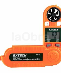 Anemómetro compacto Extech 45118