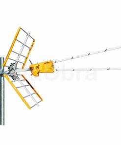 Antena V Zenit UHF C21-60 configurable Televes