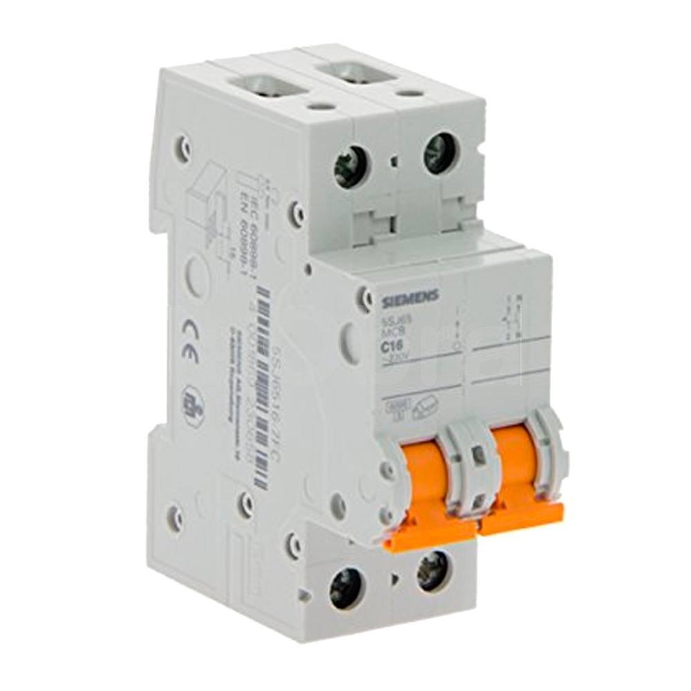Automático magnetotérmico monofásico vivienda Siemens