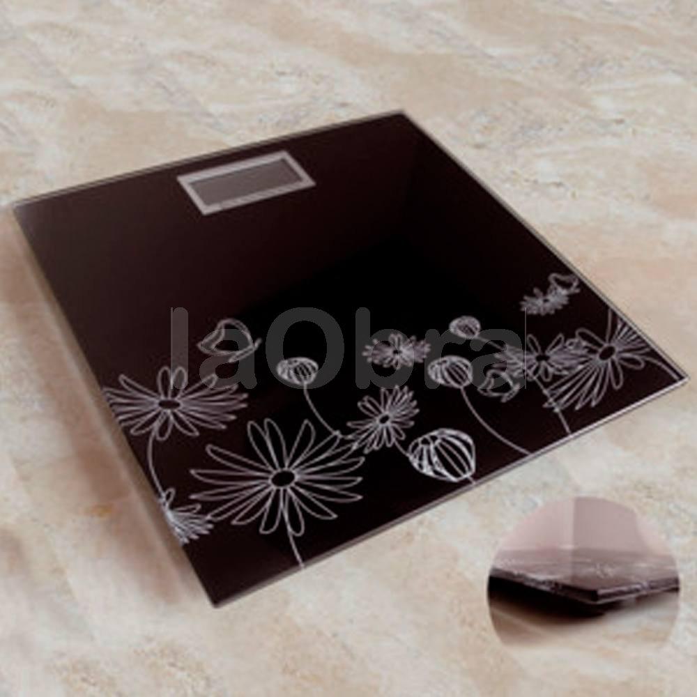 Báscula digital baño extra slim