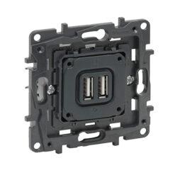 Base cargador doble USB 864024