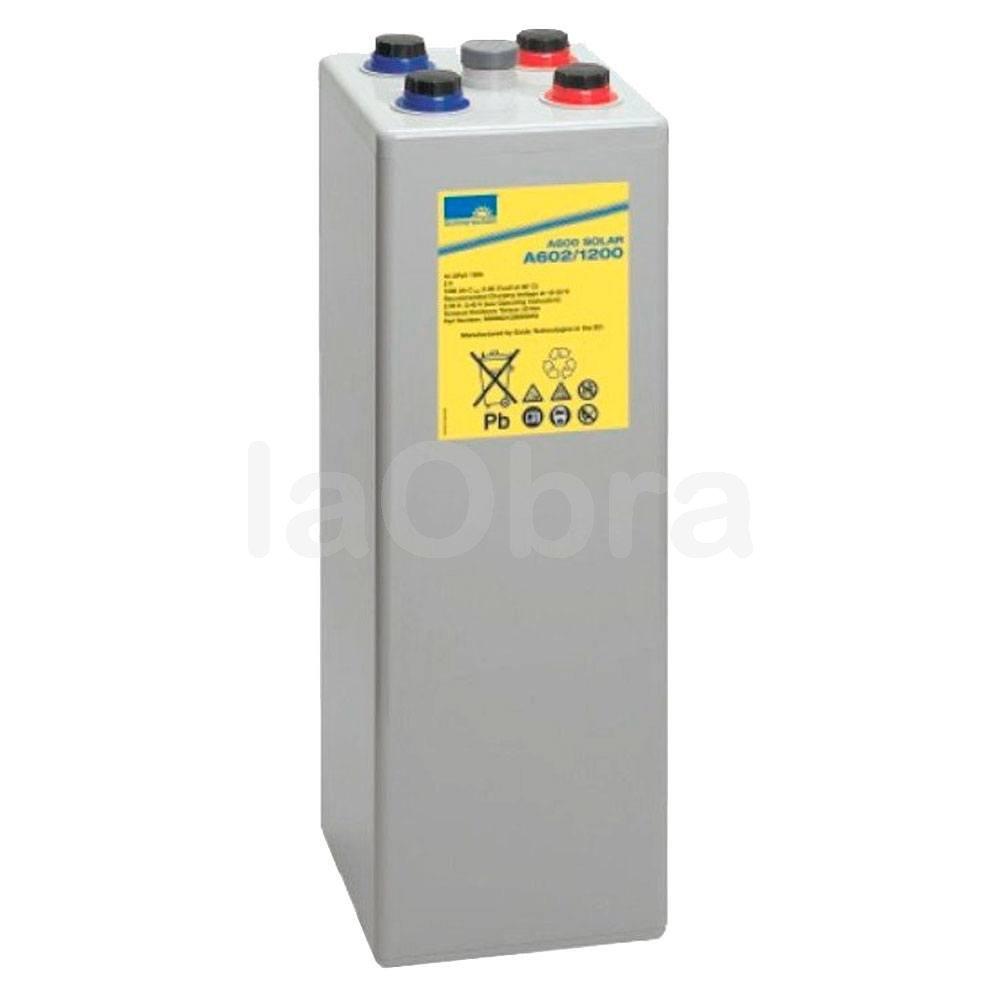 Batería estacionaria 2V C100 OPzV