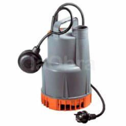 Bomba sumergible achique aguas limpias
