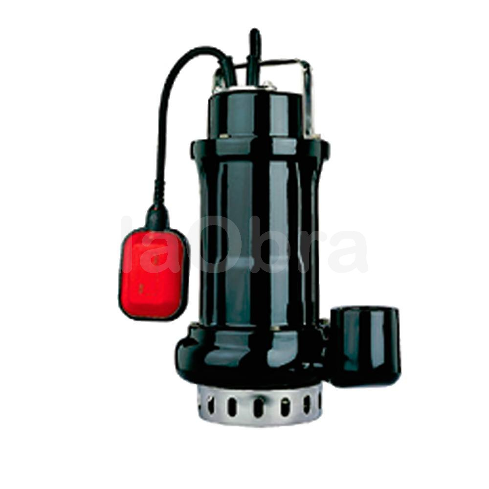 Bomba sumergible aguas cargadas Draga