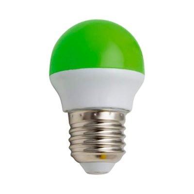 Bombilla led esférica de colores E27