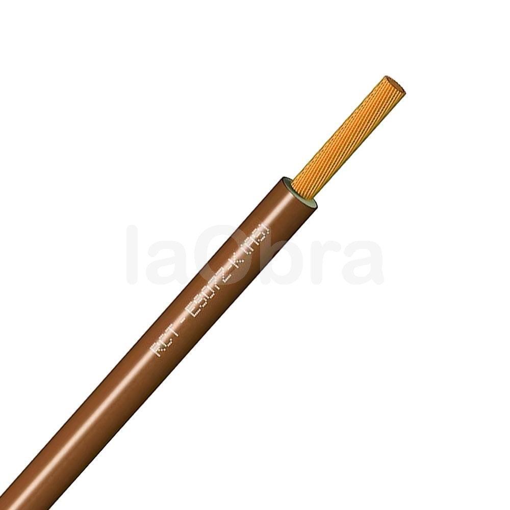 Cable libre de halógenos 1.5 mm²