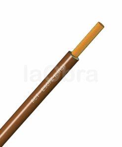 Cable eléctrico libre halógenos 6 mm²