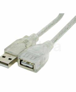 Cable USB 2.0 macho-hembra