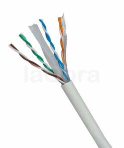 Cable UTP flexible categoría 6