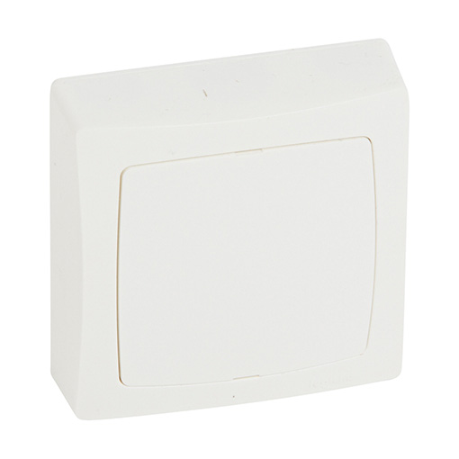 Caja de derivación blanca