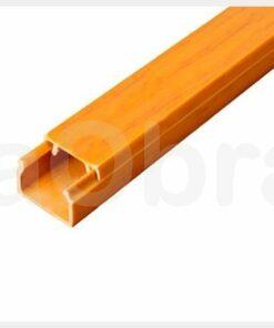 Mini canaleta adhesiva madera