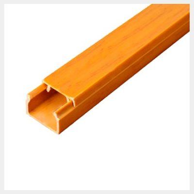 Canaletas cables comprar canaleta para cables el ctricos for Canaletas para techos de madera