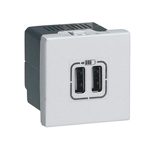 Cargador Doble USB Tipo USB A