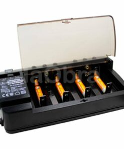 Cargador universal baterías Ni-Cd Ni-MH