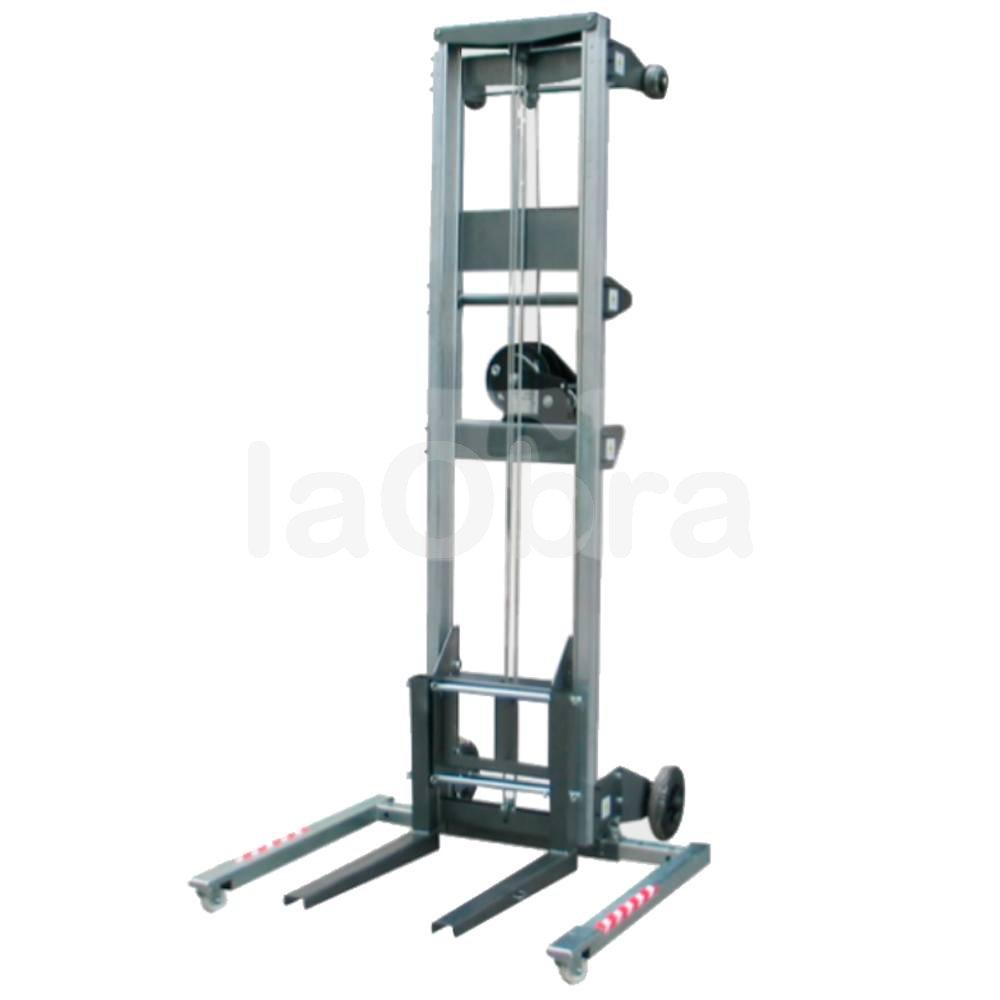 Carretilla elevadora manual aluminio aire acondicionado for Manual aire acondicionado
