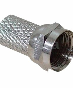 Conector F para cable coaxial Televes