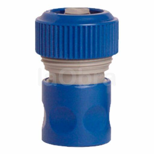 Conector macho water-stop Ø5/8 - 3/4