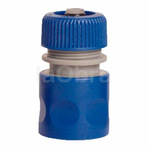 Conector macho water-stop