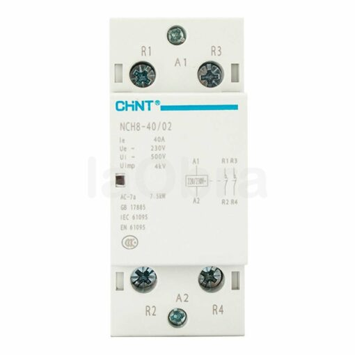 Contactor trifásico Chint