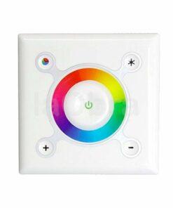Controlador RGB para pared