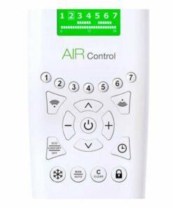 Detalle del mando distancia Air Control Rointe ACMN120