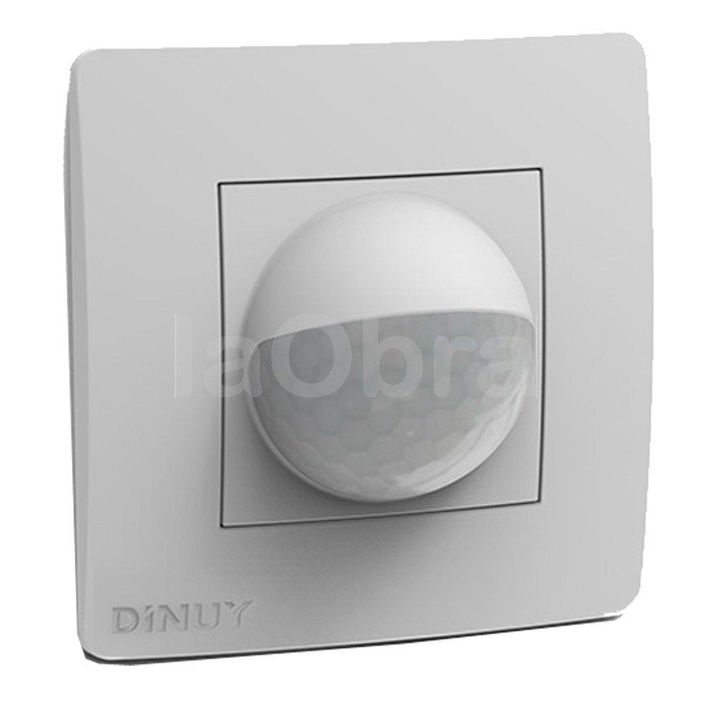 Detector movimiento empotrar Dinuy DM CAM 001