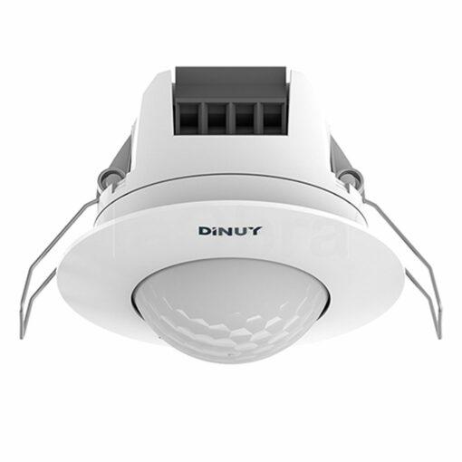 Detector movimiento techo Dinuy DM TEC 003