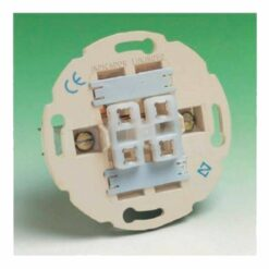 Doble interruptor BJC Ibiza 10509