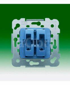 Doble interruptor BJC Mega 18509