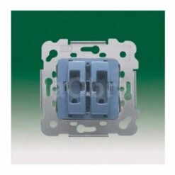 Doble interruptor persiana BJC Iris 18569