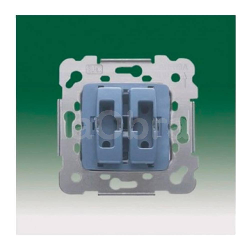Doble interruptor persiana BJC Iris 18569