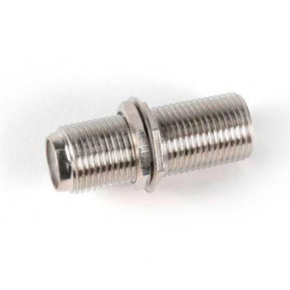 Empalmador cable coaxial conectores F Televes