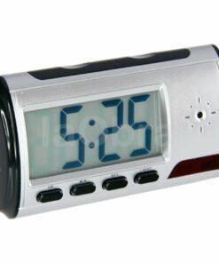 Grabador camuflado en reloj despertador