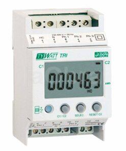 Indicador de consumo trifasico Delta Dore TYWATT TRI