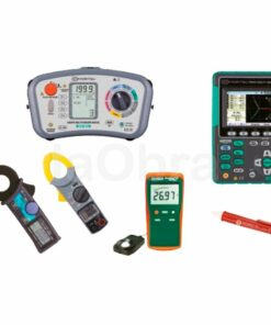 Conjunto instrumentos R.E.B.T. categoría especialista ETM361-03