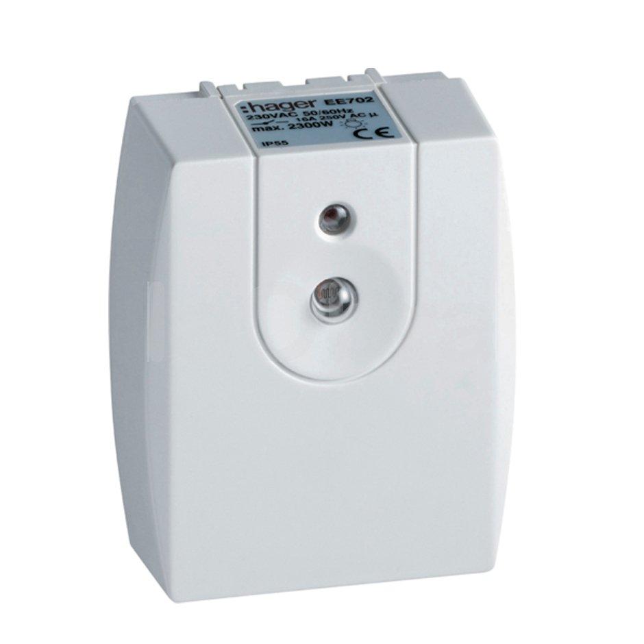 Interruptor crepuscular Hager EE702