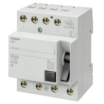Interruptor diferencial trif sico hager con env o r pido - Interruptor diferencial precio ...