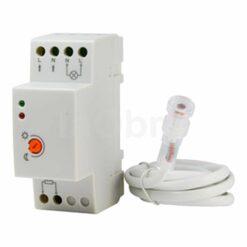 Interruptor fotoeléctrico para carril din