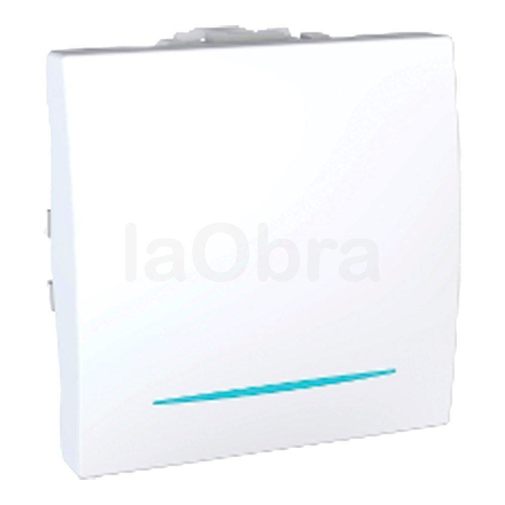Interruptor luminoso Eunea Unica