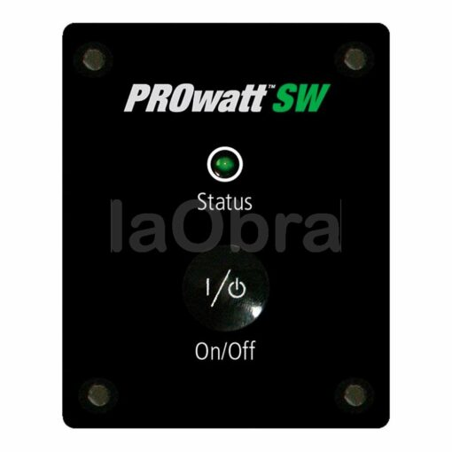 Interruptor remoto SW de encendido - apagado