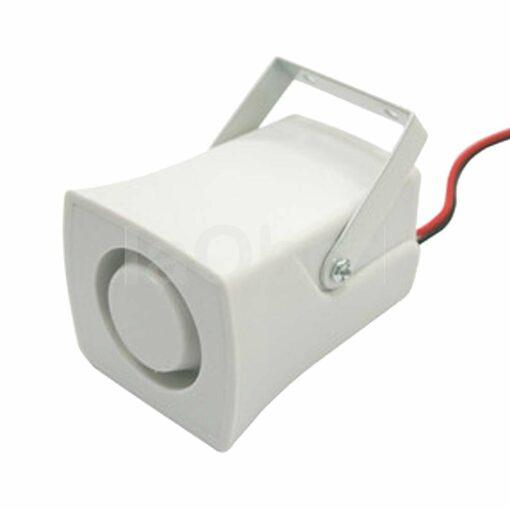 Sirena para el kit alarma GSM Electro DH