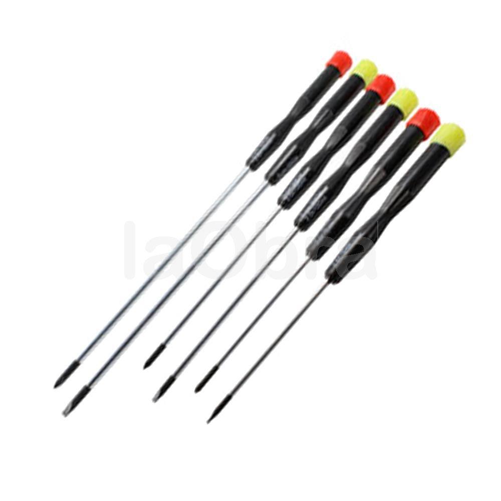 Kit 6 destornilladores precisi n profesional al mejor - Destornilladores de precision ...